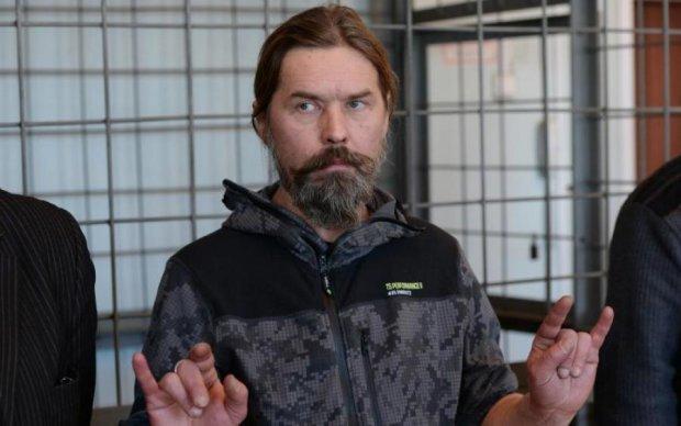 Одіозний російський рокер знайшов притулок в Чистилищі
