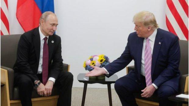"""Трамп провів з Путіним серйозну розмову: """"Що на рахунок українських...?"""""""