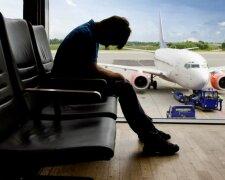 Аеропорт, фото: Уніан