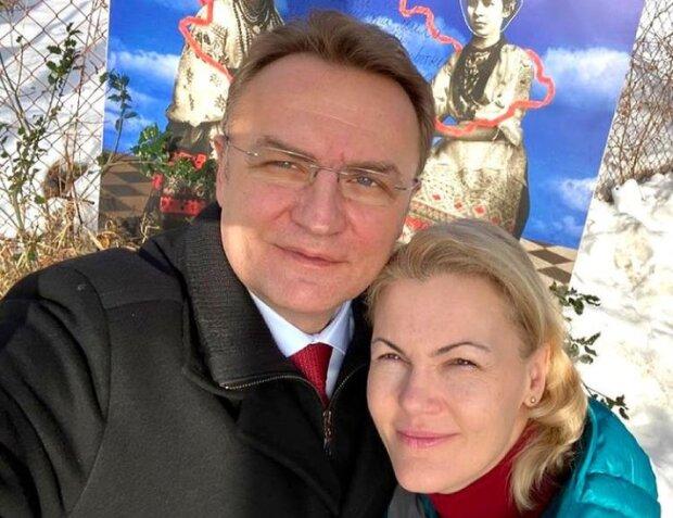 Фото со страницы Андрея Садового
