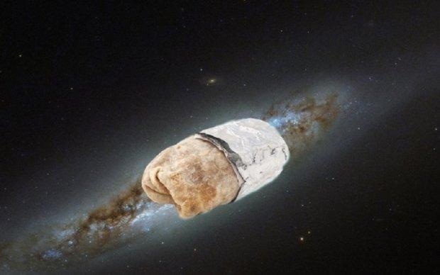 Космос нагадав астронавту NASA Мексику