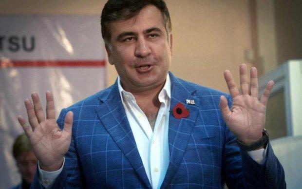 Угрожали и ставили требования: Саакашвили об отношениях с действующей властью