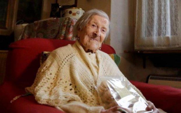 Померла найстаріша жінка Європи: фото