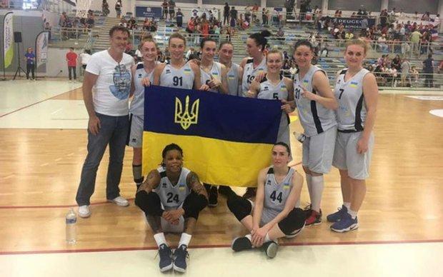 Жіноча баскетбольна збірна України вперше перемогла в цьому році