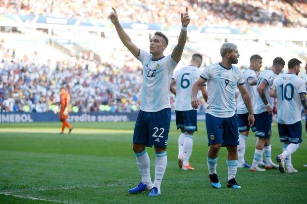 Кубок Америки 2019: Аргентина сыграла с Венесуэлой, счет поединка