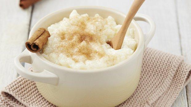 Корисний десерт: рецепт рисового пудинга