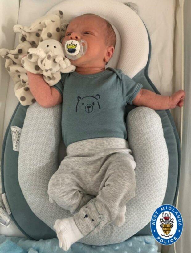 Убитий малюк, фото: West Midlands Police