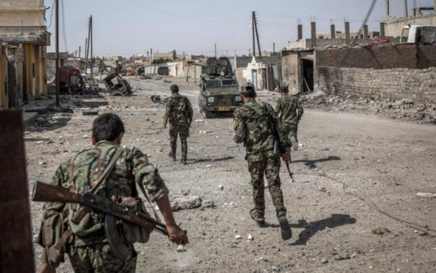 """Росіянам на замітку: сирійська опозиція захопила столицю """"ІД"""""""