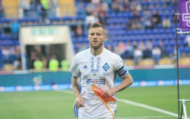 Капитан Динамо вновь привлек внимание английского гранда
