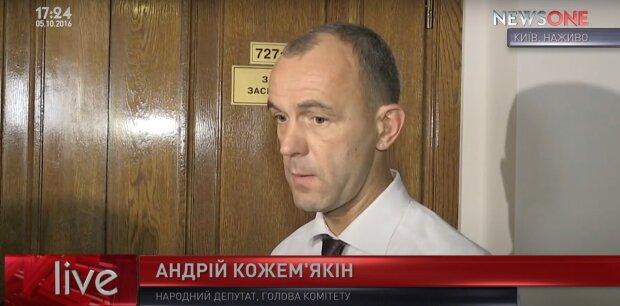 Андрей Кожемякин, фото: скриншот Youtube