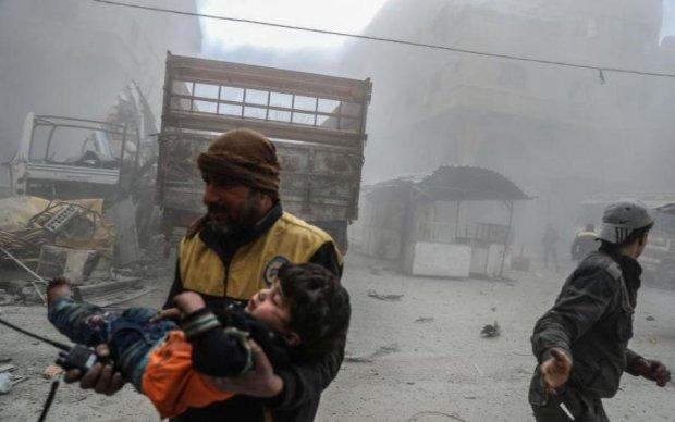 """Росія публічно """"благословила"""" масові вбивства в Сирії"""