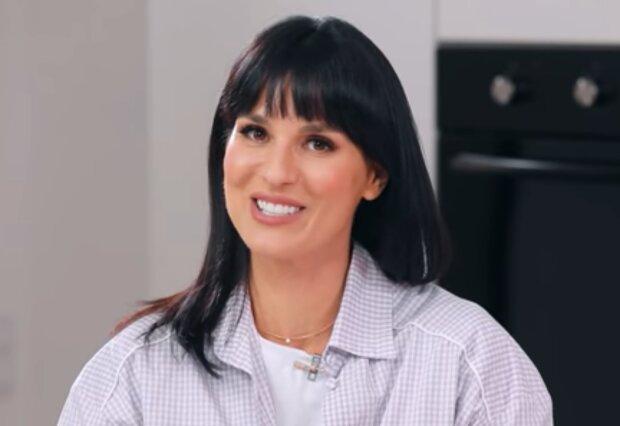 Маша Єфросиніна, кадр з відео