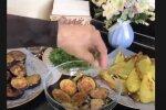 Феєрична закуска з баклажанів: елементарно, недорого, гостренько