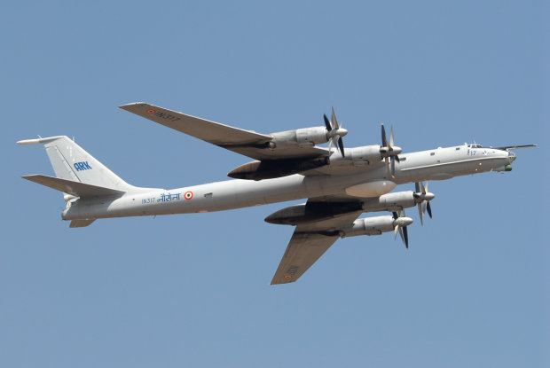 Путінський літак намагався вторгнутися на Донбас: не долетів
