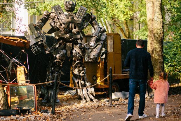 ВДНГ запрошує у світ роботів - діти та фанати трансформерів будуть у захваті