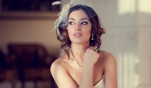 Злата Огневич примеряла образ индийской невесты