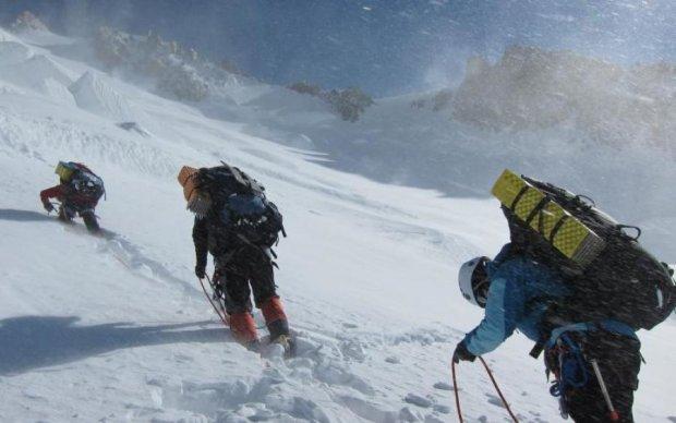 Український альпініст загинув у Франції