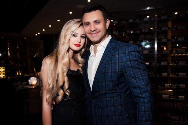 """Молода дружина Миколи Тищенка перетворилася на головну принцесу балу: """"Це з розряду фантастики"""""""