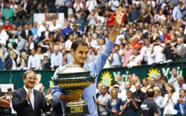 Легендарному тенісистові підкорилося чергове значуще досягнення