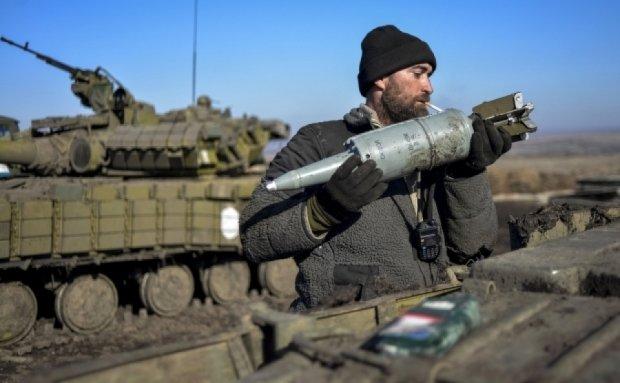 Бойовики танками штурмують Широкине