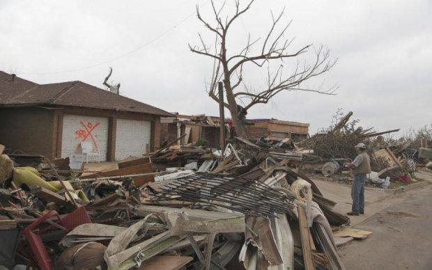 На США обрушились смертоносные торнадо