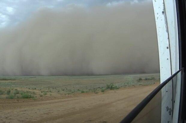 Пыльевая буря, скриншот: YouTube