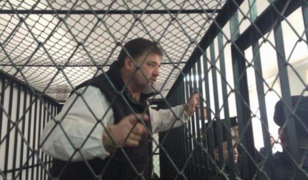 Арест Коцабы продлили на два месяца