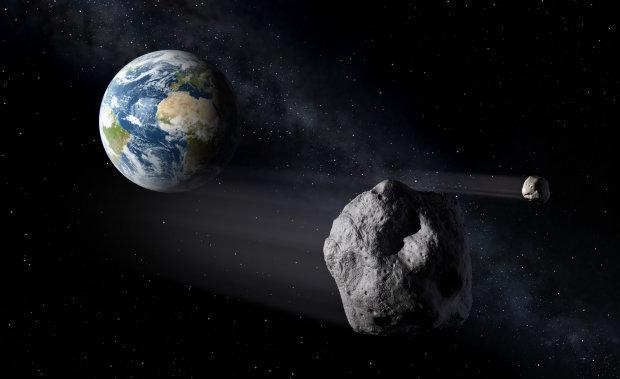 Цілий водоспад з астероїдів: прогноз NASA стривожив світ, масштаби шалено ростуть