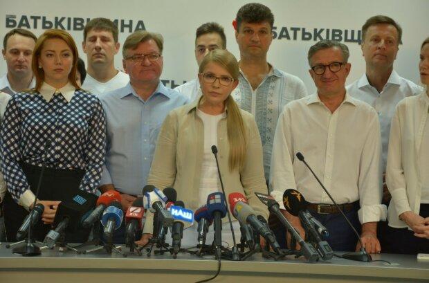 У Тимошенко отказались от должности вице-спикера: решились на оппозицию