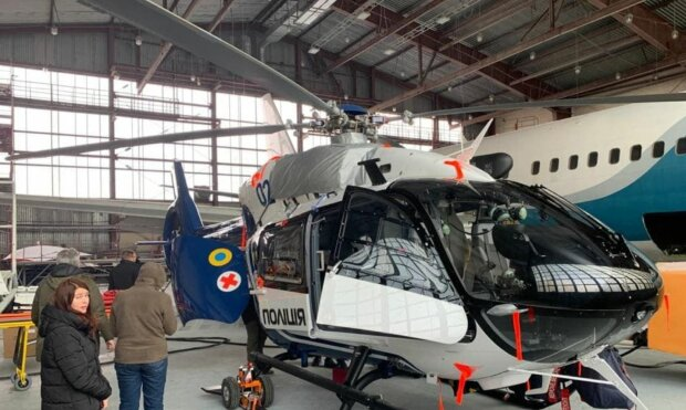 Airbus Helicopters H145, фото: Facebook