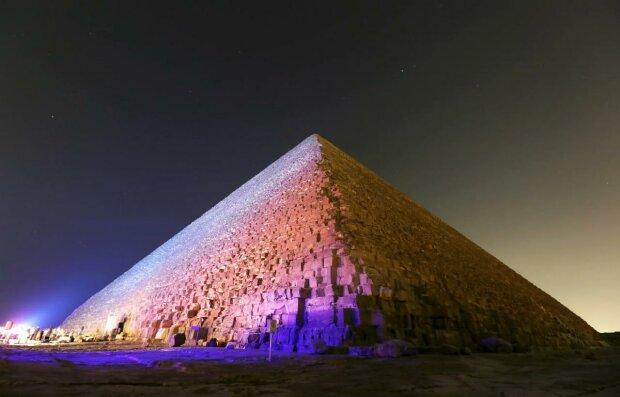 Великая пирамида в Гизе, фото Naked Science
