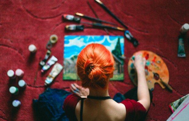 Творчість, фото з відкритих джерел