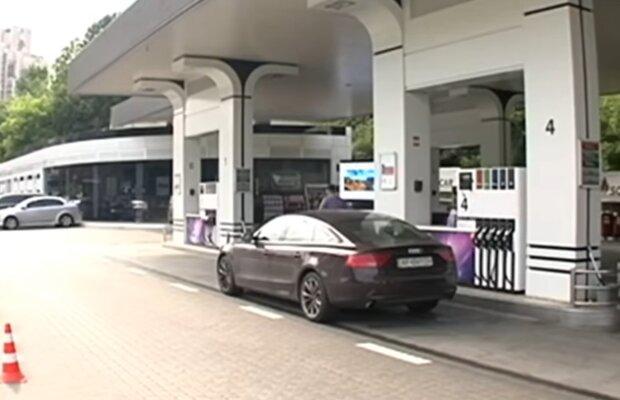 АЗС, кадр из видео