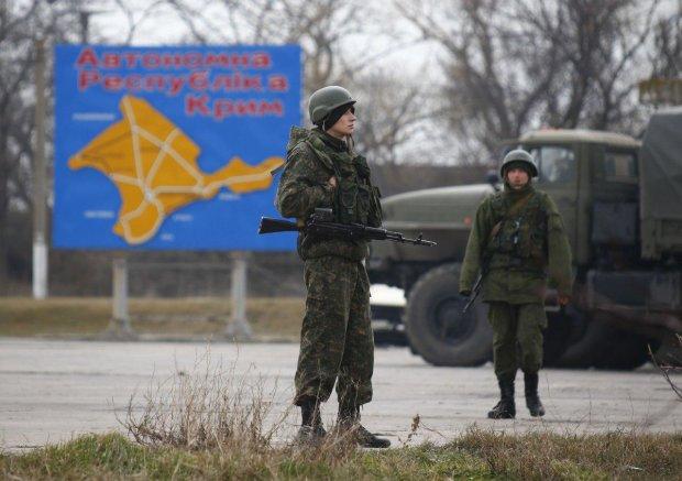 Голосование под дулом автомата, обыски и похищения: оккупанты празднуют пятую годовщину аннексии Крыма