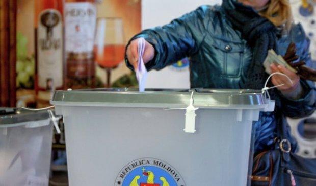 Пророссийские партии провалились на выборах в Молдове