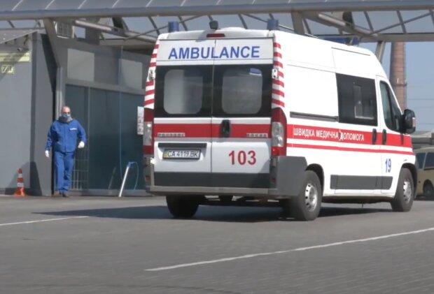 Карета скорой помощи, фото: кадр из видео