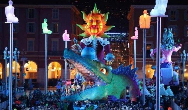 В Европе начался карнавальный сезон