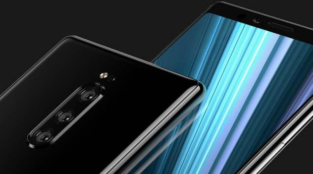 Sony покажет гибкий смартфон по цене не для украинцев