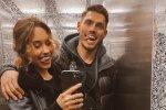 Микита Добринін і Даша Квіткова, фото instagram