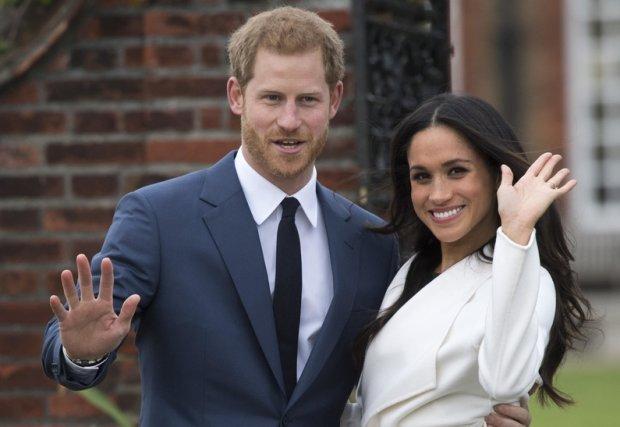 Таємниці королівської сім'ї: на екрани виходить фільм про кохання принца Гаррі і Меган Маркл