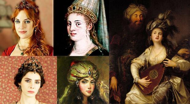 Кохання султана: як насправді виглядали фаворитки Сулеймана Пишного, чоловіка Роксолани