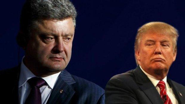 Порошенко анонсировал встречу с Трампом