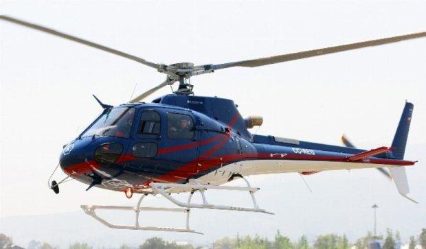 В России разбился вертолет: погибли четыре человека