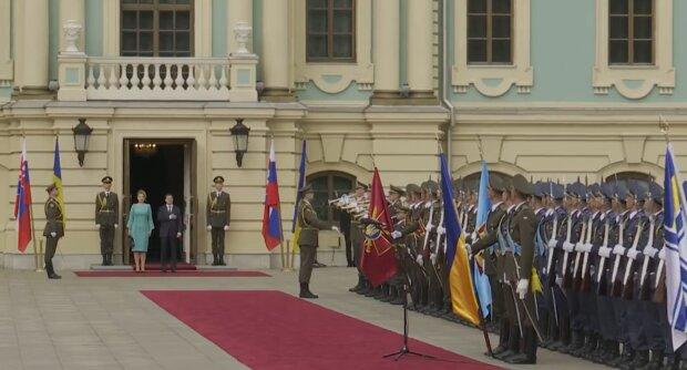 Встреча Зеленского и Зузаны Чапутовой: онлайн-трансляция переговоров лидеров Украины и Словакии