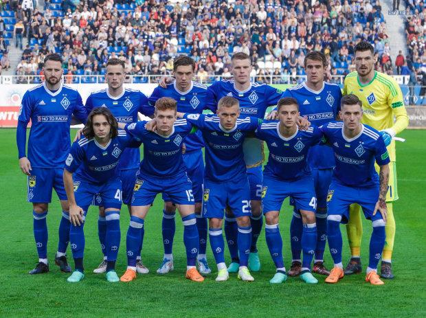 Динамо грандиозно проиграло гостям из Львова