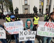 Закон об украинском языке могут изменить