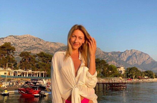 Леся Нікітюк, фото з Instagram