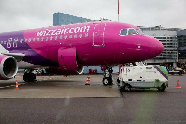 Wizz Air відкриває нові рейси із Запоріжжя, фото авіакомпанії
