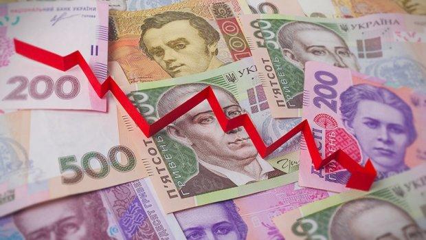 Курс гривны падает со скоростью света: эксперты дали валютный прогноз