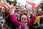 У Лівані почався Майдан